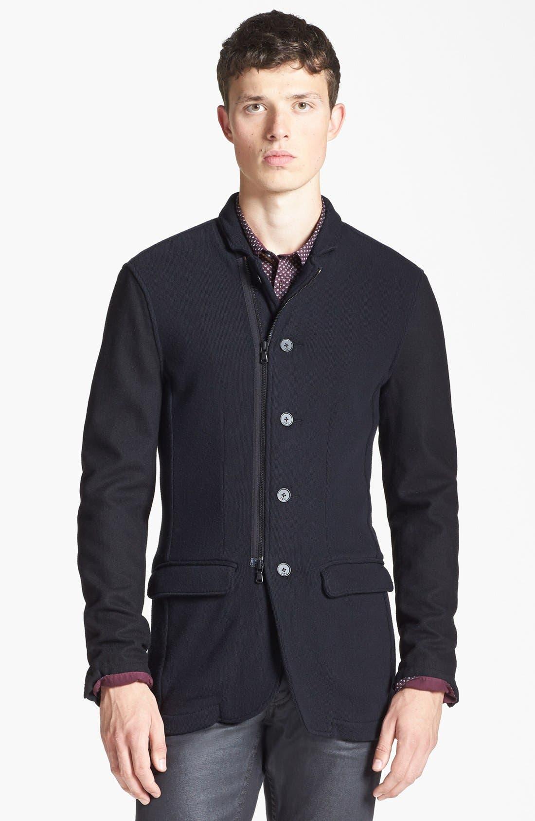 Alternate Image 1 Selected - John Varvatos Star USA Knit Jacket
