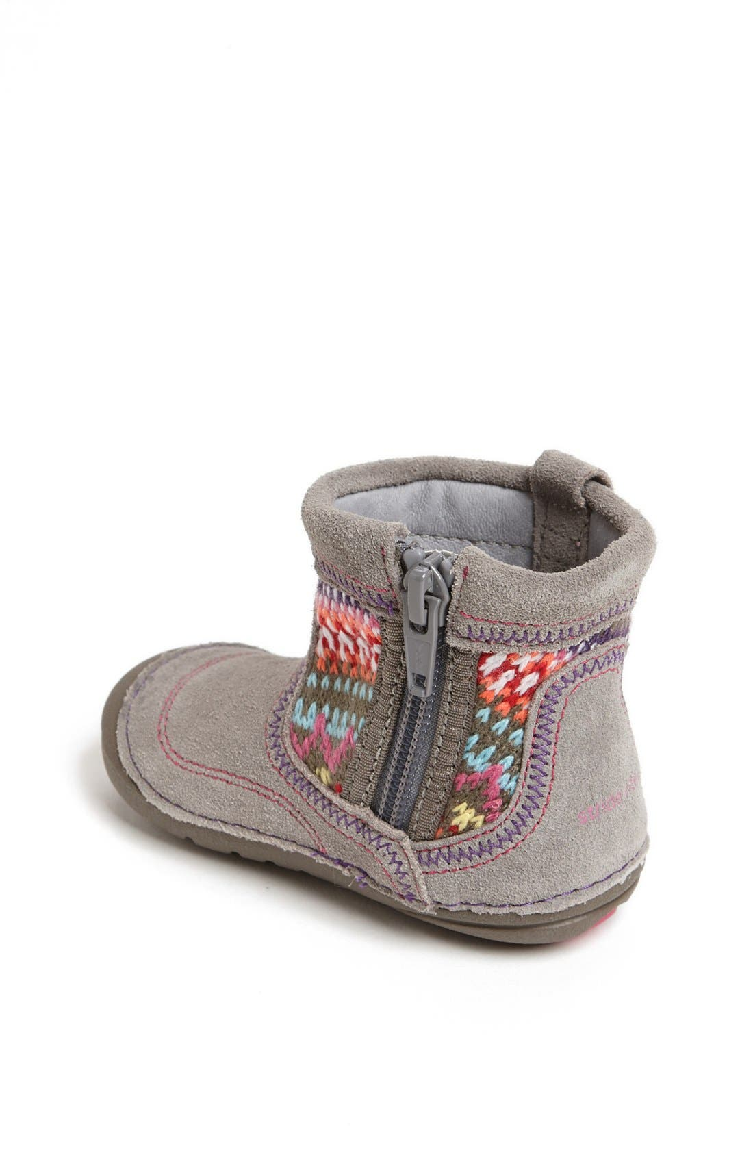 Alternate Image 2  - Stride Rite 'SRT Ainsley' Boot (Baby & Walker)