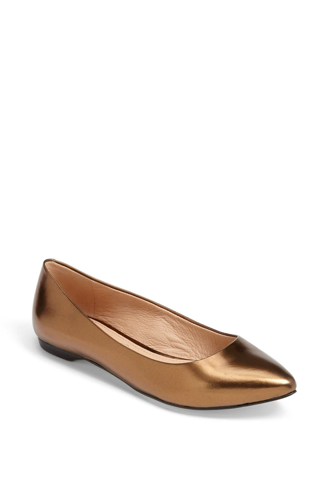 Alternate Image 1 Selected - Kenneth Cole New York 'Take Chances' Flat