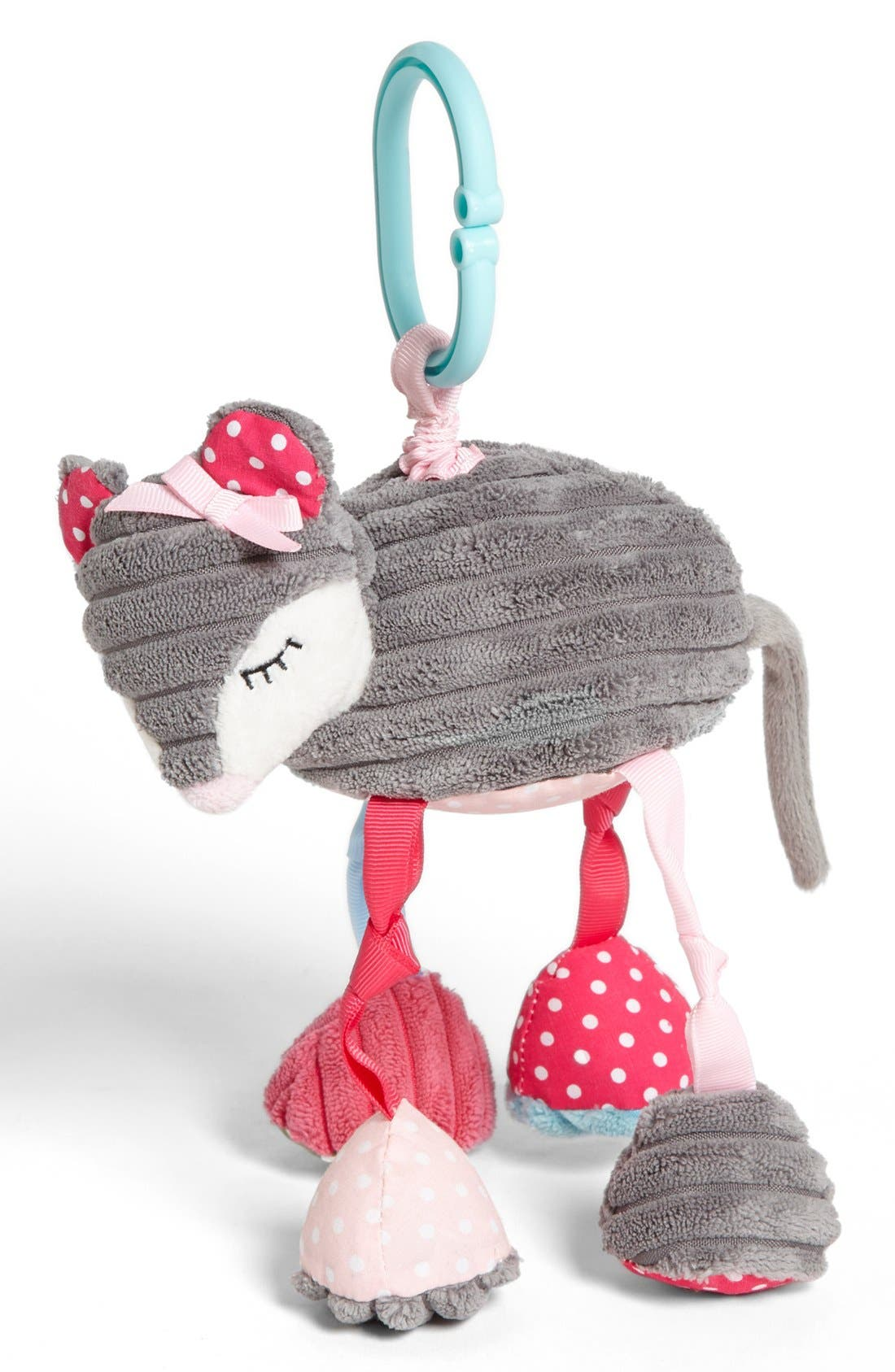 Main Image - Mud Pie 'Mouse' Stroller Toy