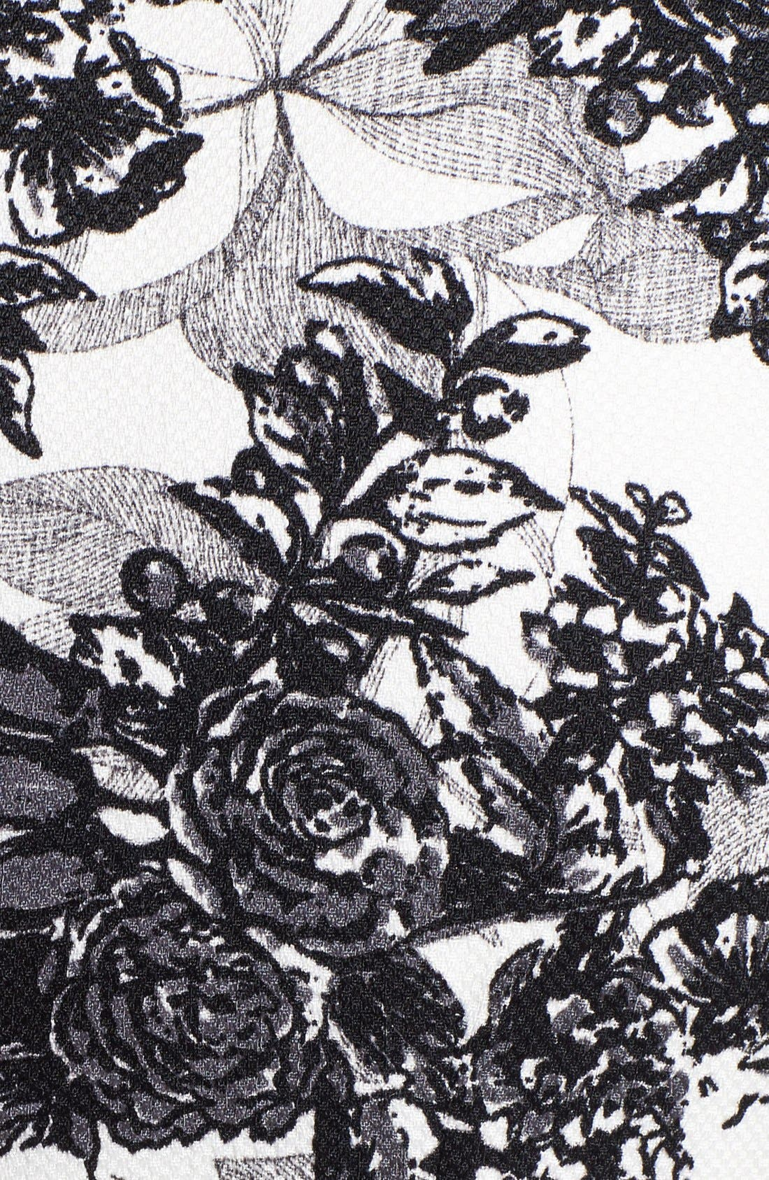 Alternate Image 3  - Mcginn 'Lacey' Print Dress