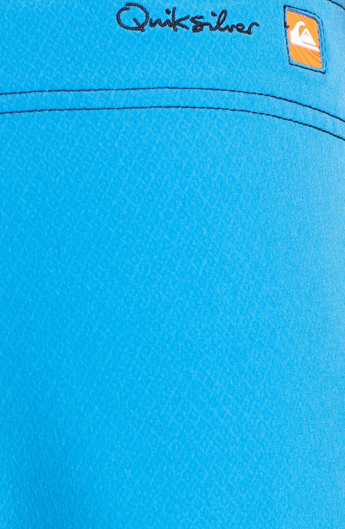 Alternate Image 3  - Quiksilver Waterman 'Paddler' Board Shorts