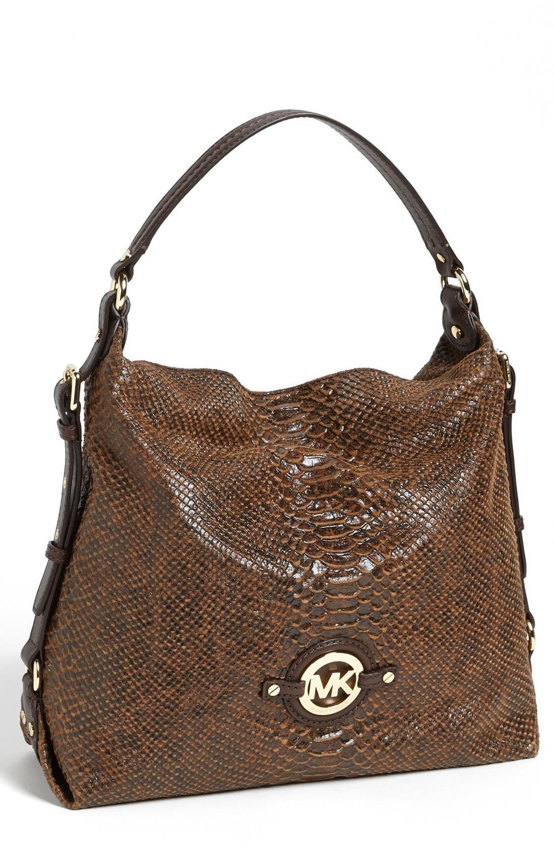 Main Image - MICHAEL Michael Kors 'Stockard - Large' Shoulder Bag