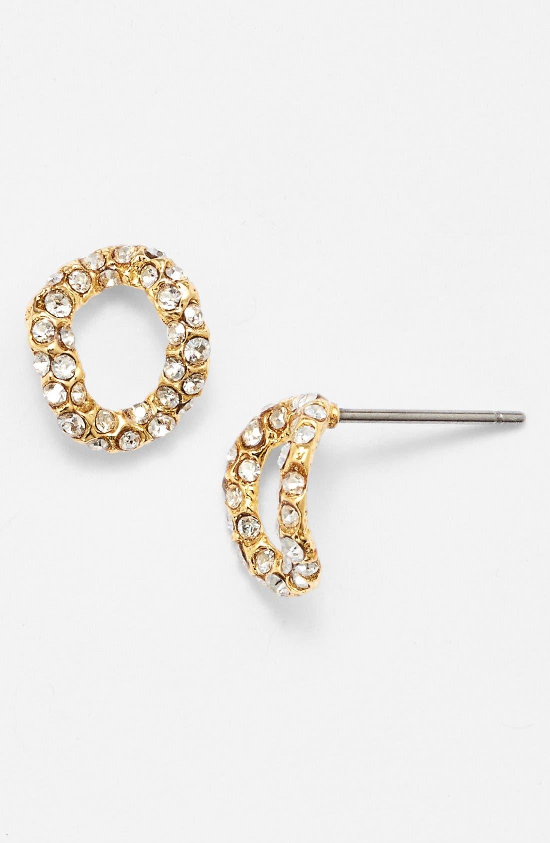 Alternate Image 2  - Alexis Bittar Boxed Stud Earrings & Necklace Set
