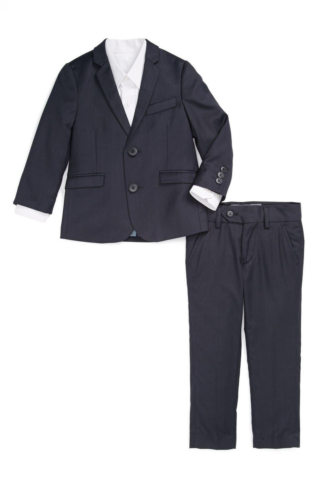 Alternate Image 1 Selected - Appaman 'Mod' Suit (Toddler Boys)