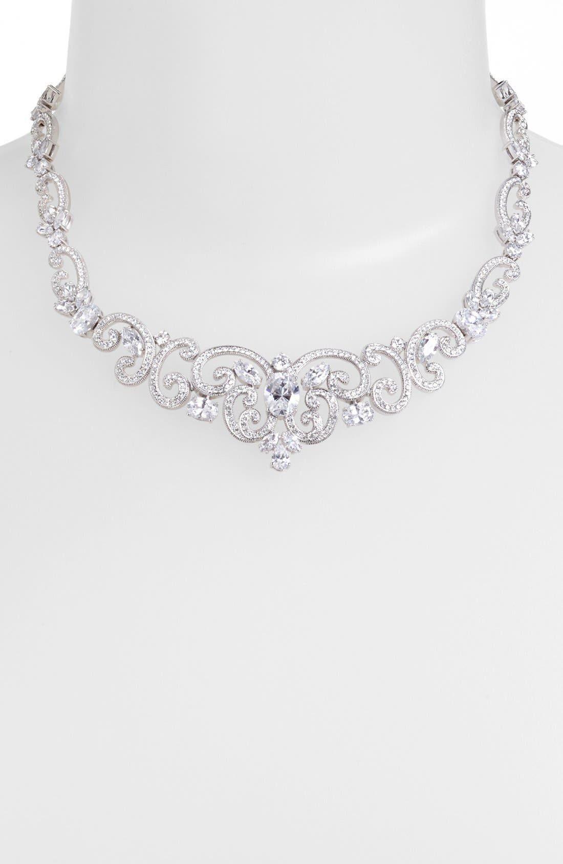 Main Image - Nadri Frontal Necklace