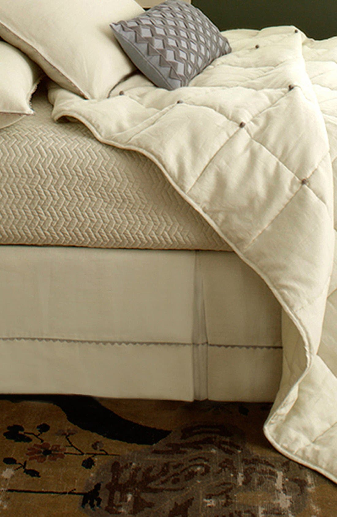 Alternate Image 1 Selected - Dransfield and Ross House 'Elizabeth Street' Bed Skirt