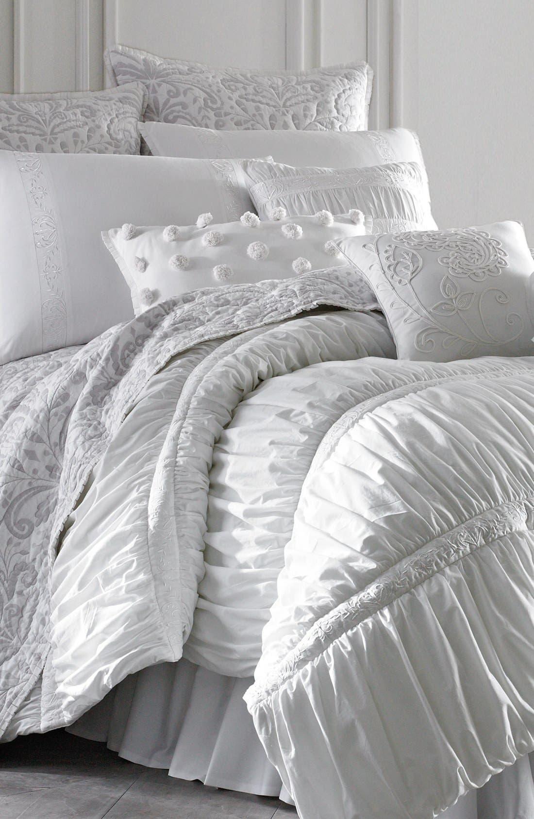 Alternate Image 1 Selected - Dena Home 'Morning Dove' Comforter