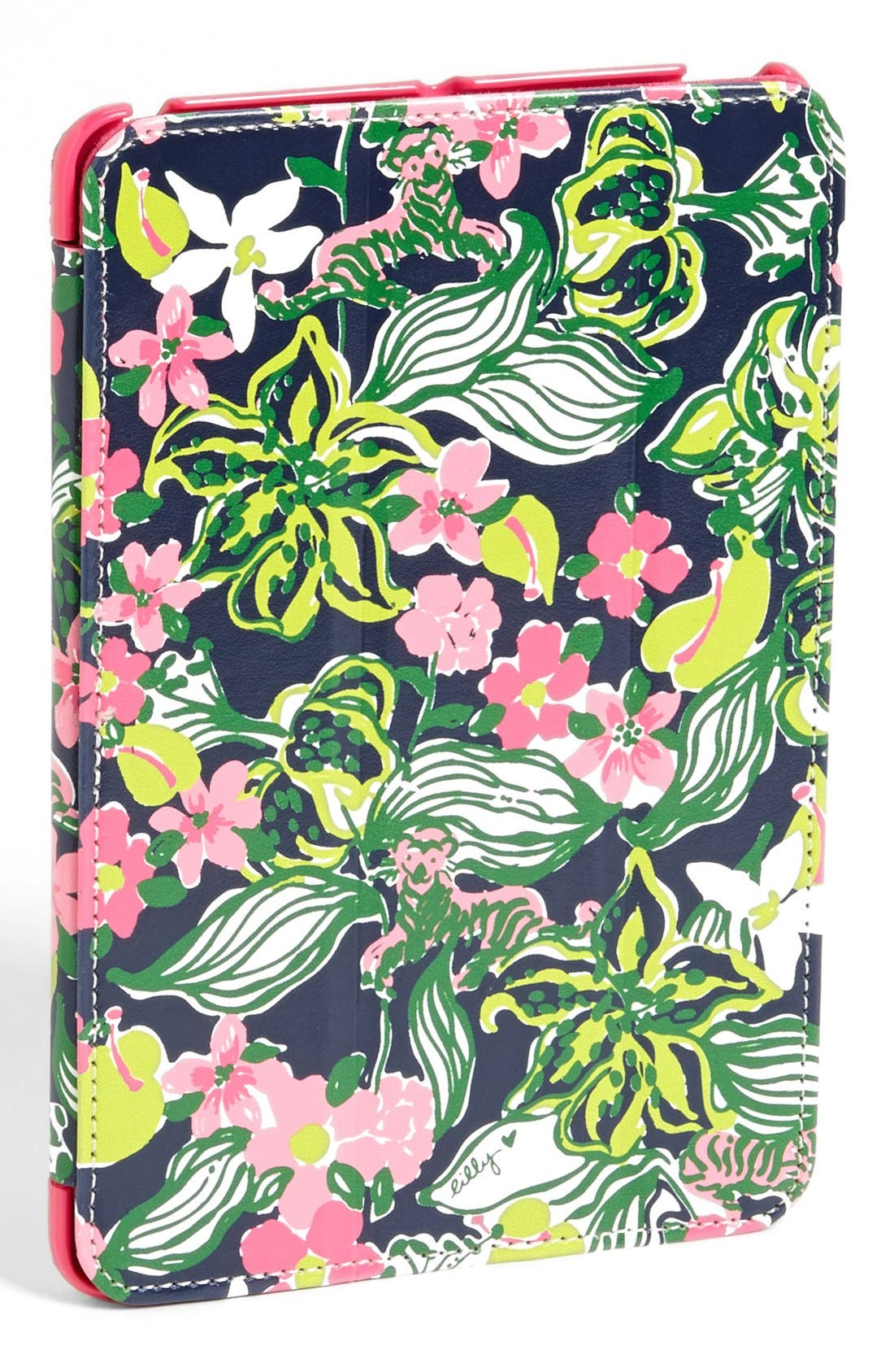 Main Image - Lilly Pulitzer® 'Tiger Lilly' iPad Mini Case