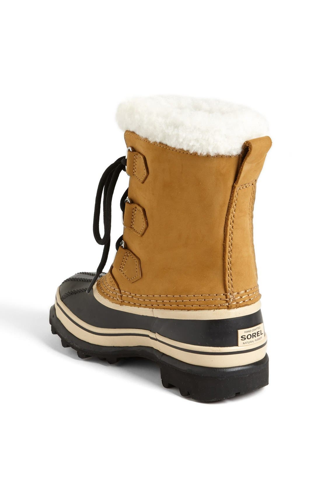 Alternate Image 2  - SOREL Caribou Waterproof Boot (Little Kid & Big Kid)