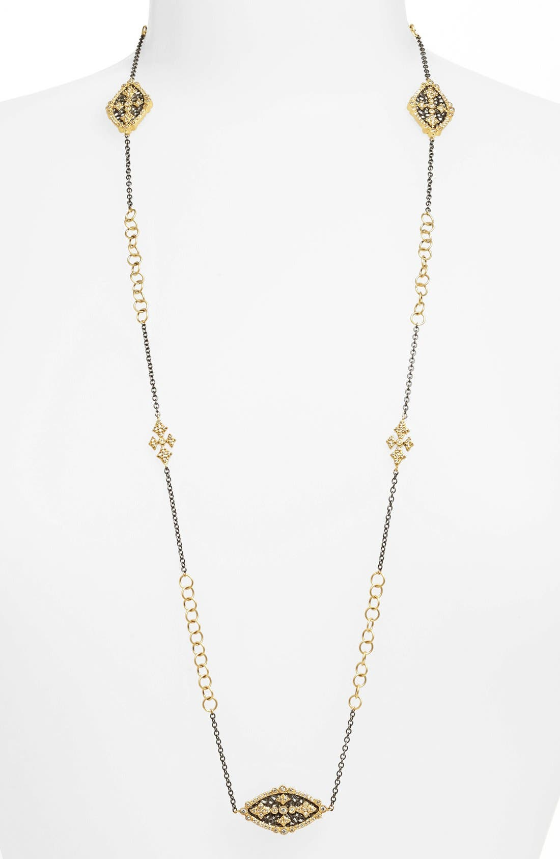 Alternate Image 1 Selected - FREIDA ROTHMAN Long Station Necklace