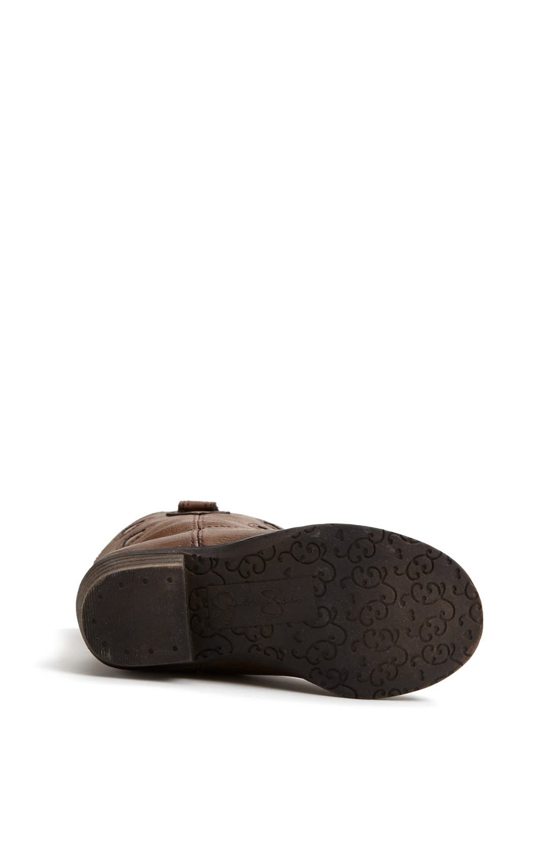 Alternate Image 4  - Jessica Simpson 'Kendelle' Boot (Walker & Toddler)