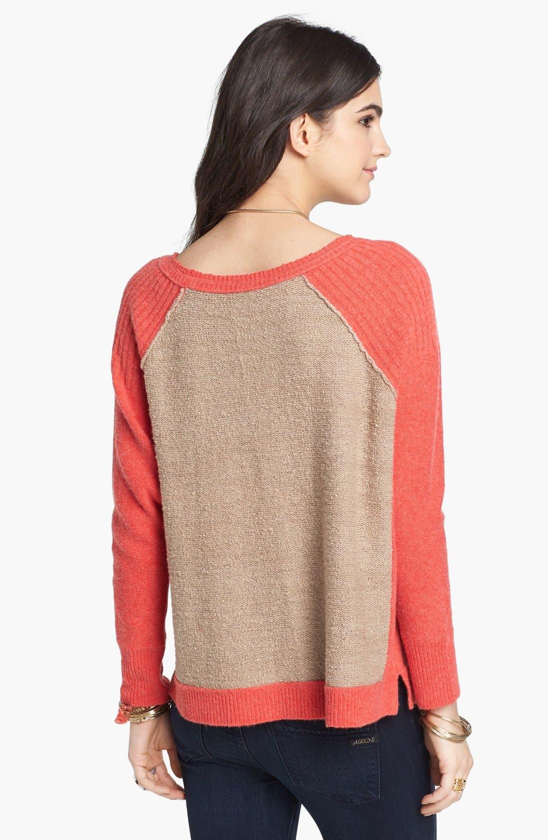 Alternate Image 2  - Free People 'Tabbard' Pullover Sweater
