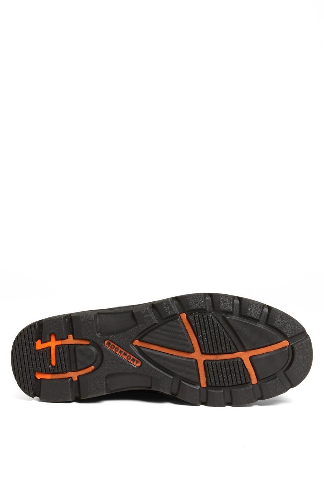 Alternate Image 4  - Rockport 'RocSports Rugged' Moc Toe Boot