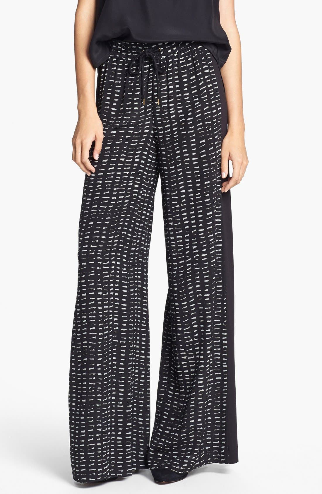 Alternate Image 1 Selected - Rachel Zoe 'Enzie' Drawstring Pants (Long)
