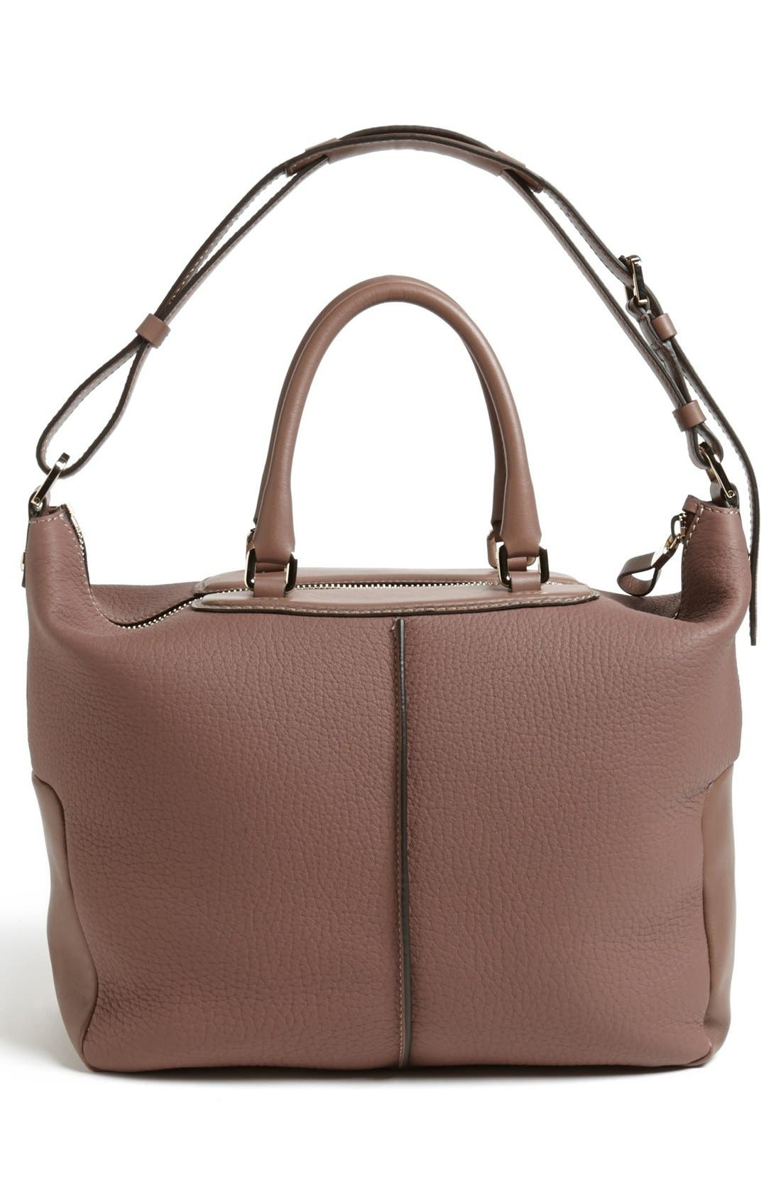 Alternate Image 4  - Tod's 'Classic Miky - Medium' Leather Tote