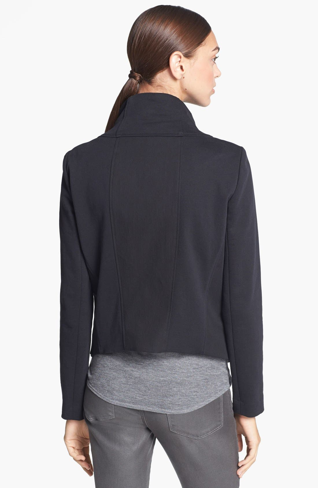Alternate Image 2  - HELMUT Helmut Lang Drape Neck Jacket