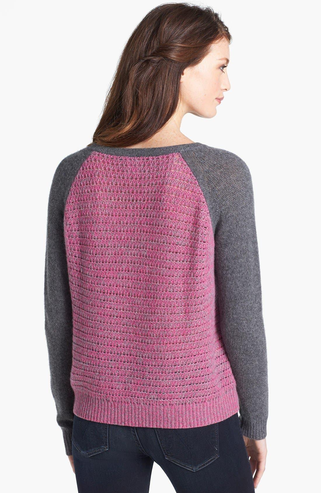 Alternate Image 2  - Diane von Furstenberg 'Nanette' Cashmere Sweater