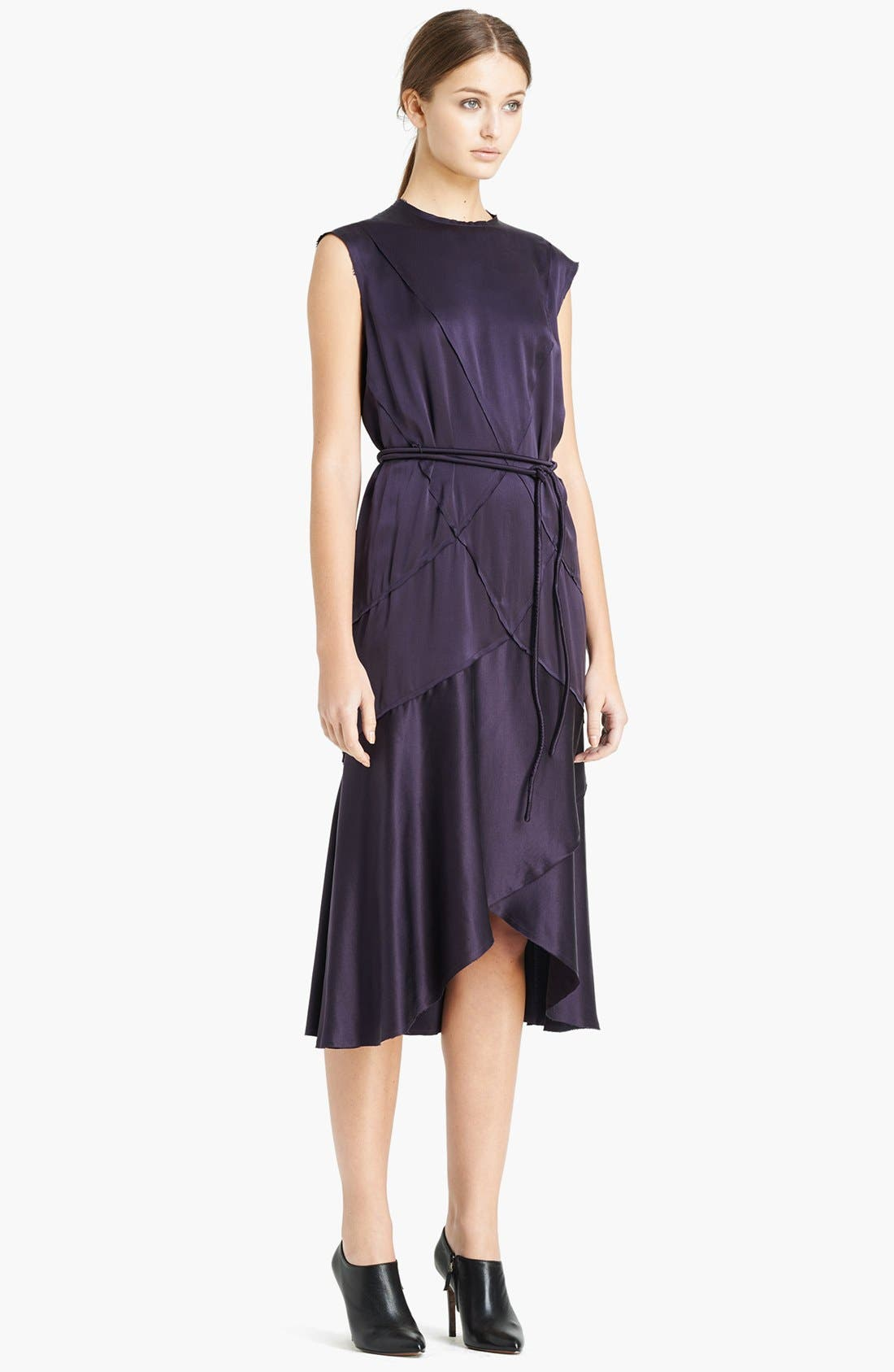 Main Image - Lanvin Sleeveless Satin Dress