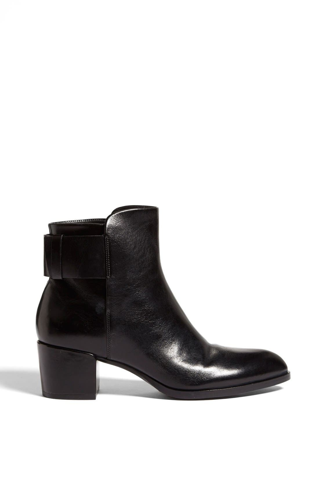 Alternate Image 4  - Alexander Wang 'Anja' Calfskin Leather Ankle Boot