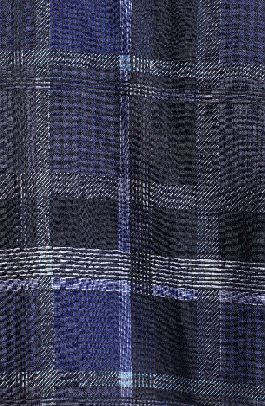 Alternate Image 3  - Robert Graham 'Malachite' Regular Fit Sport Shirt (Limited Edition)
