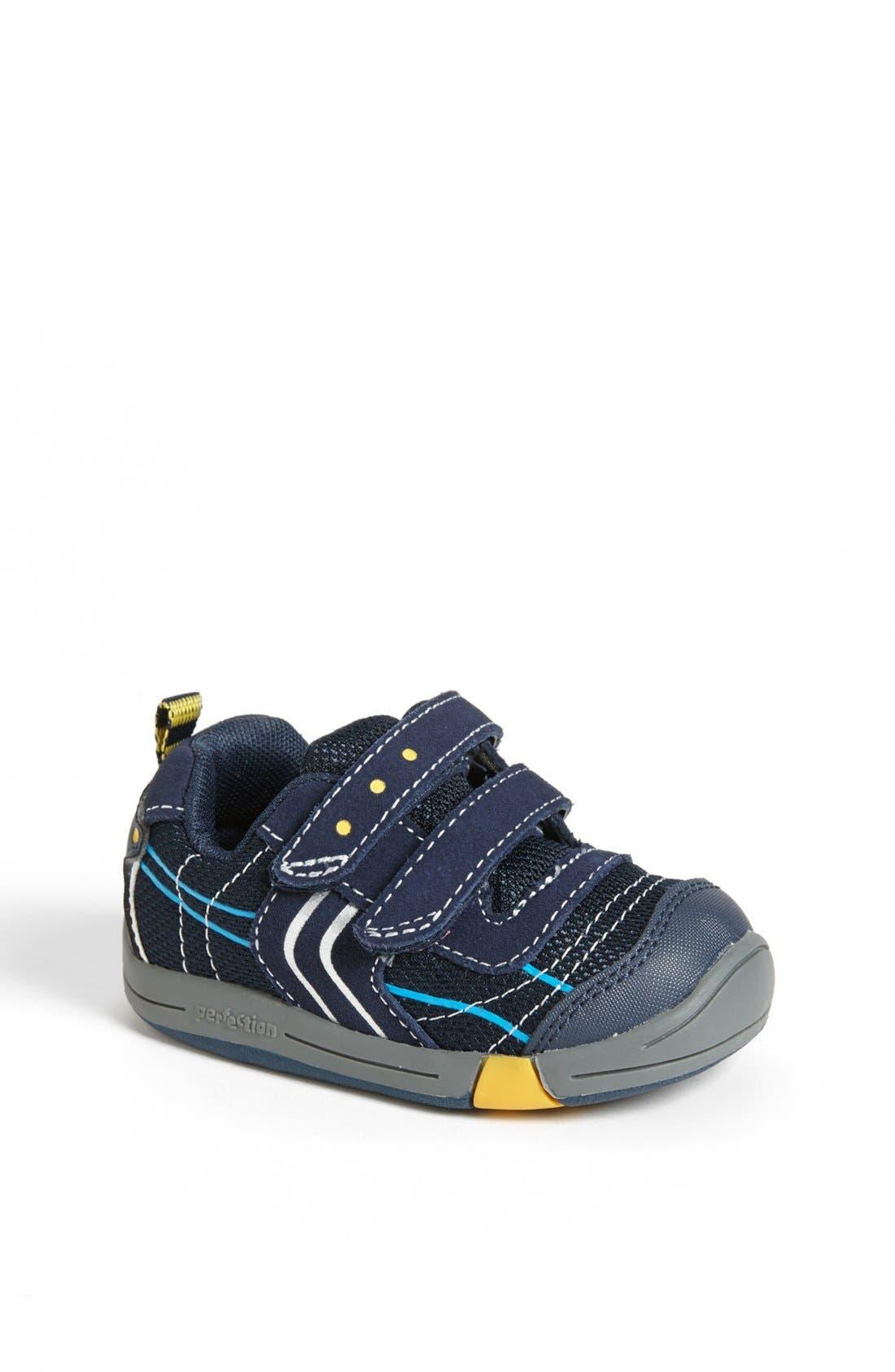 Main Image - Jumping Jacks 'Lazer' Sneaker (Baby, Walker & Toddler)