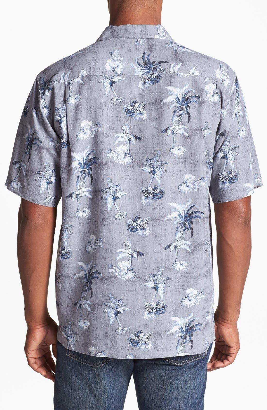 Alternate Image 2  - Tommy Bahama 'Arabian Oasis' Campshirt