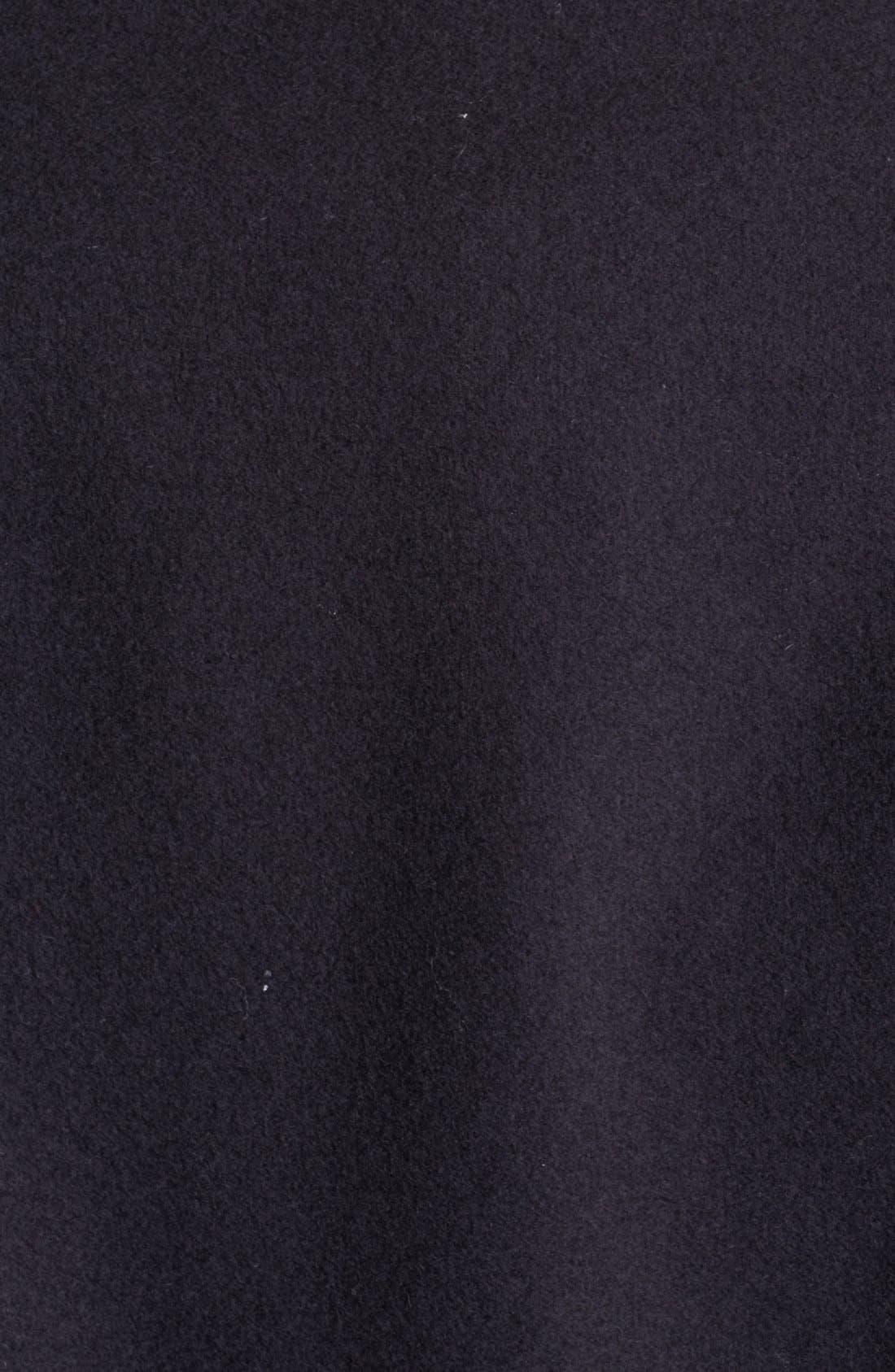Alternate Image 3  - rag & bone 'Bastion' Baseball Jacket with Leather Sleeves