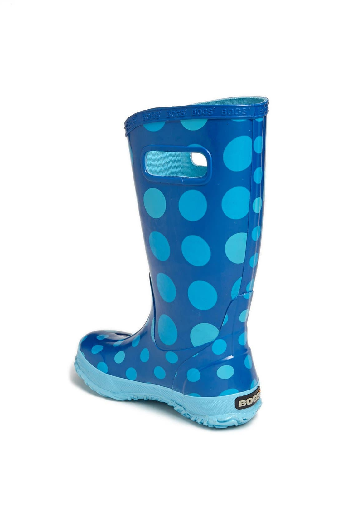 Alternate Image 2  - Bogs 'Dots' Rain Boot (Walker, Toddler, Little Kid & Big Kid)