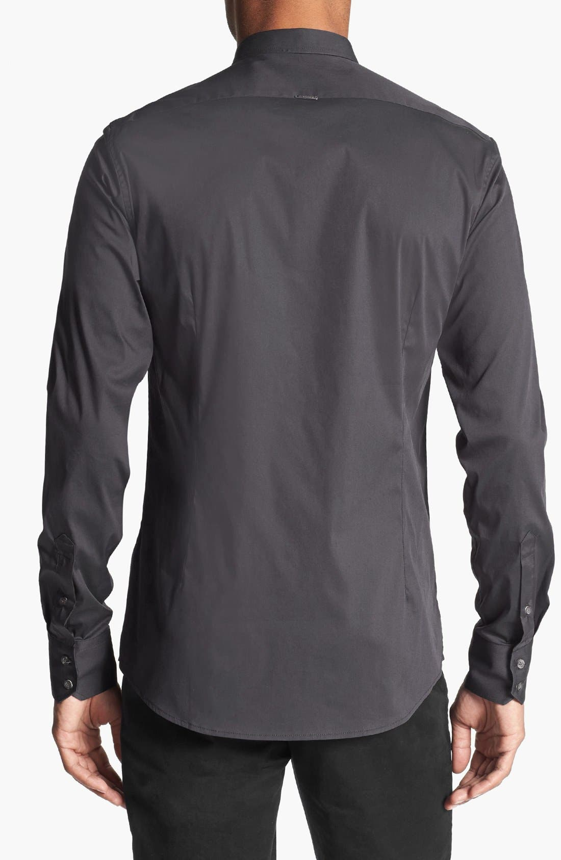 Alternate Image 2  - Antony Morato Long Sleeve Sport Shirt
