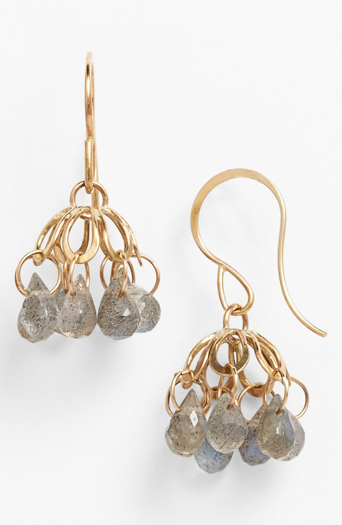 Alternate Image 1 Selected - Melissa Joy Manning Small Chandelier Earrings