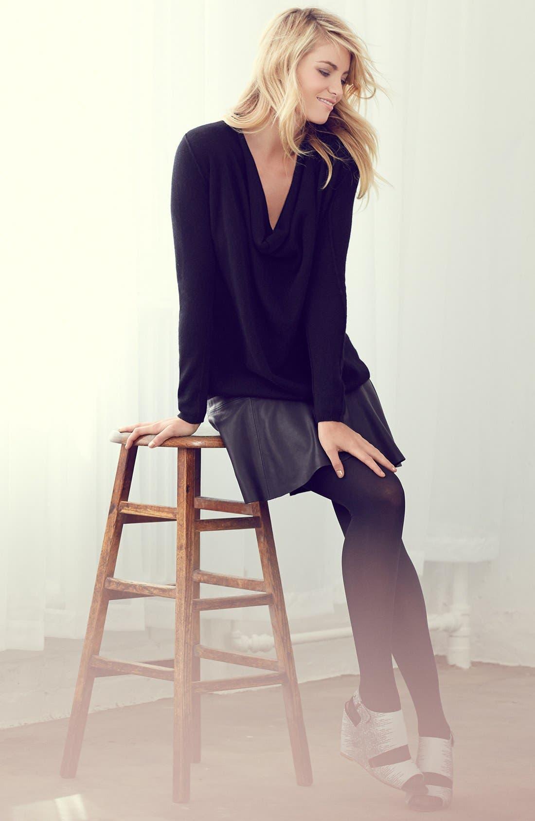 Alternate Image 4  - Joie 'Crush' Cashmere Sweater
