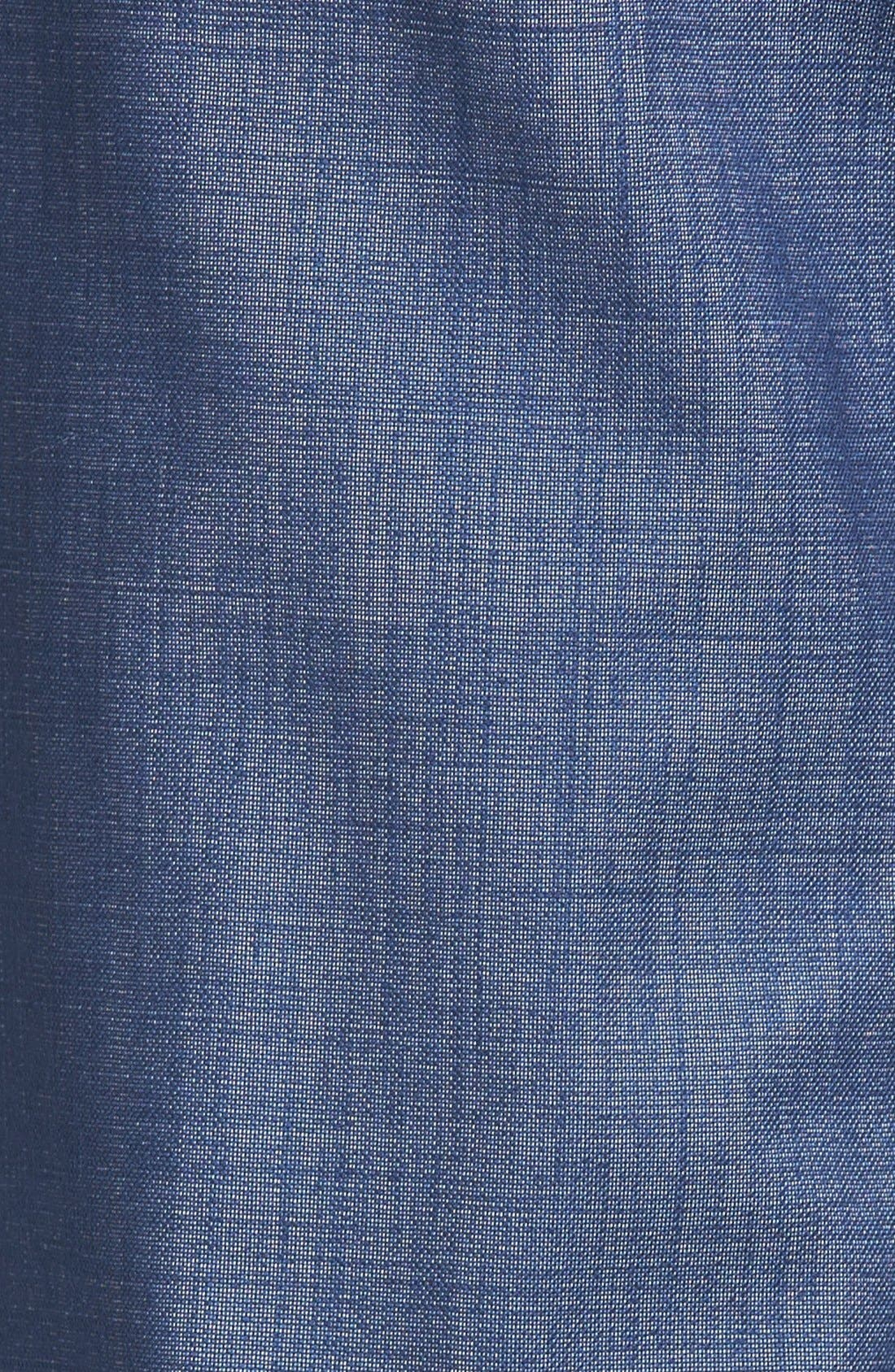Alternate Image 3  - Lafayette 148 New York 'Irving - Regent Suiting' Pants