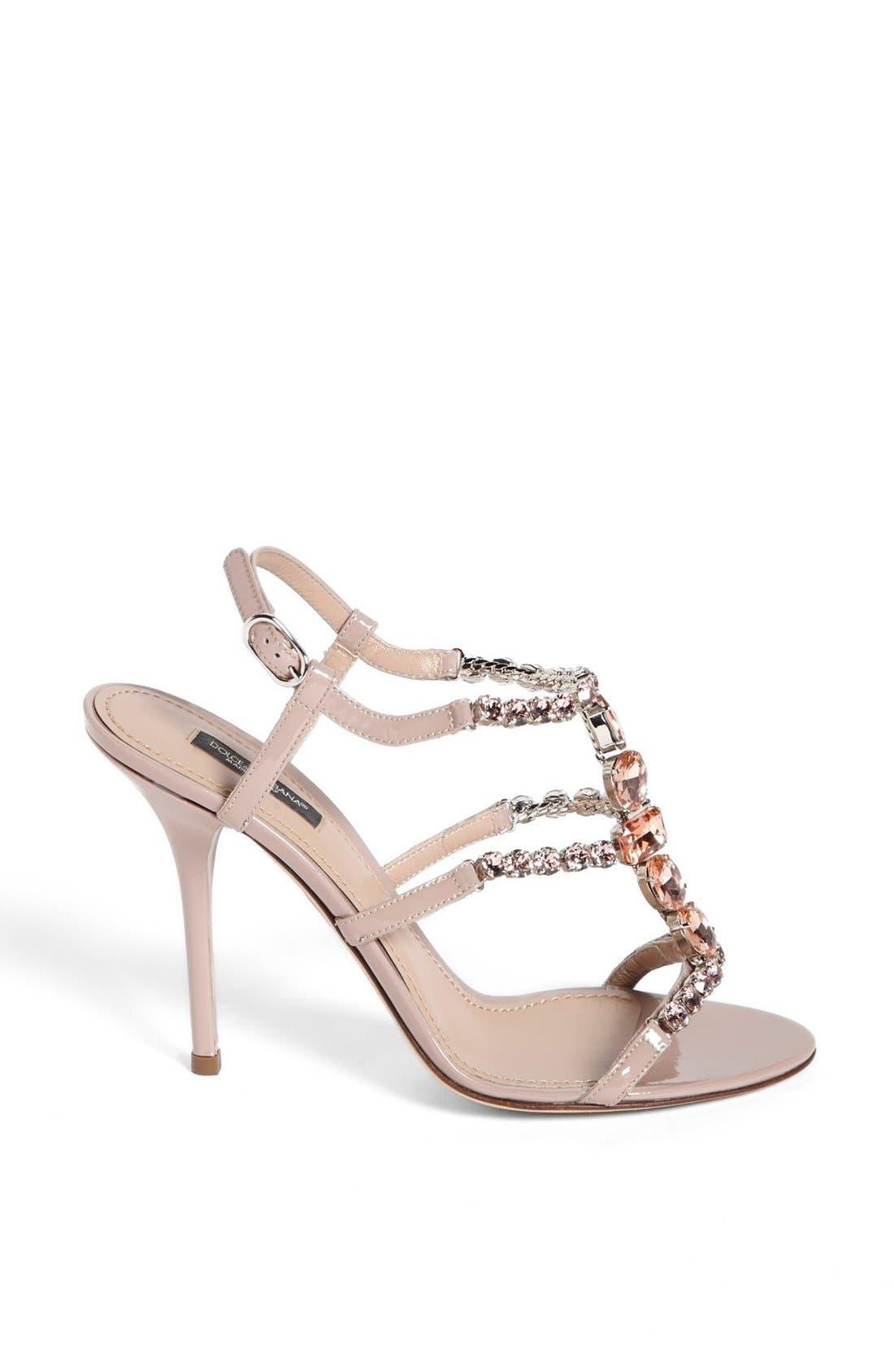 Alternate Image 4  - Dolce&Gabbana Jewel Sandal