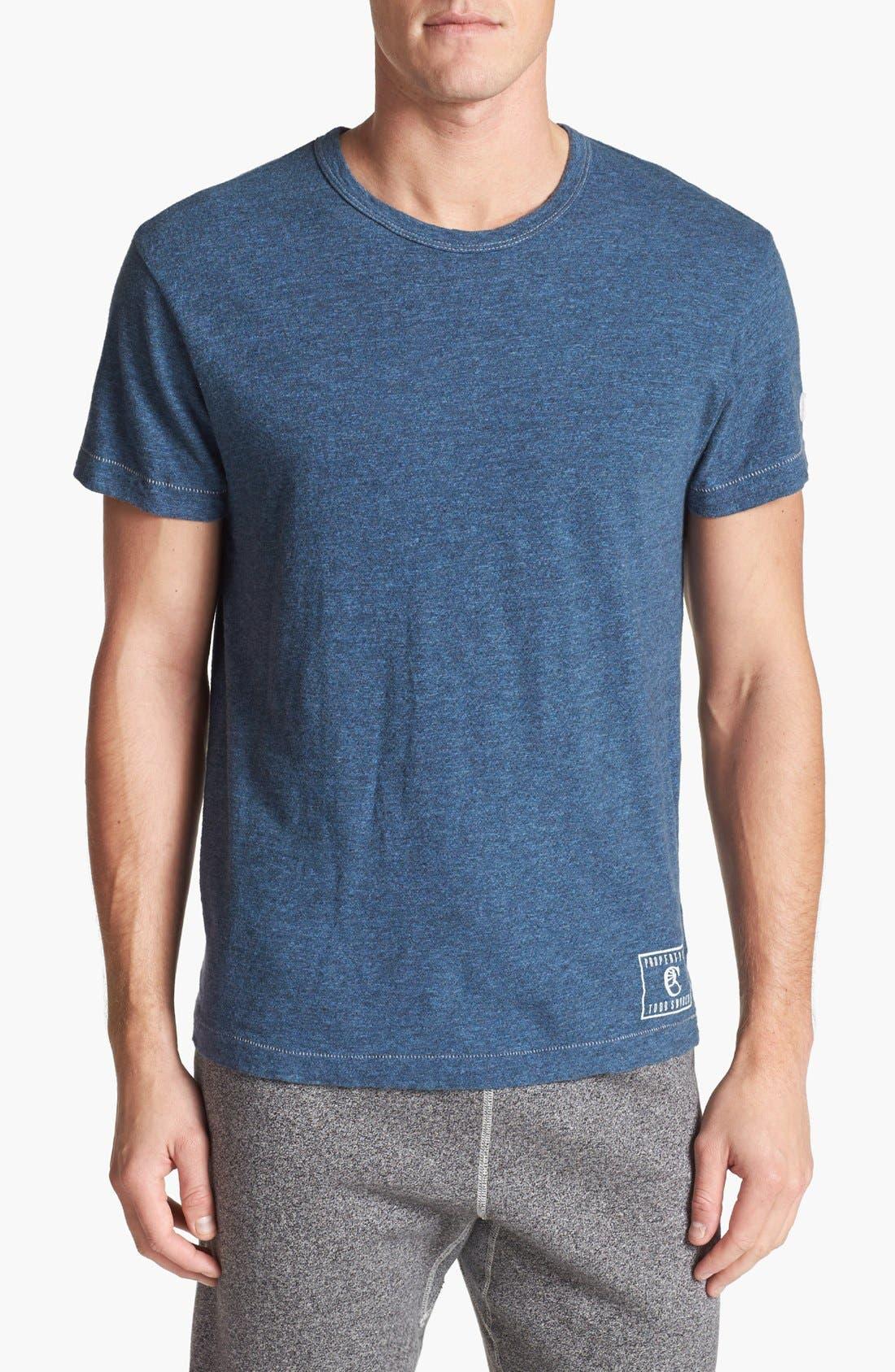 Main Image - Todd Snyder + Champion 'City Gym - Classic' Crewneck T-Shirt