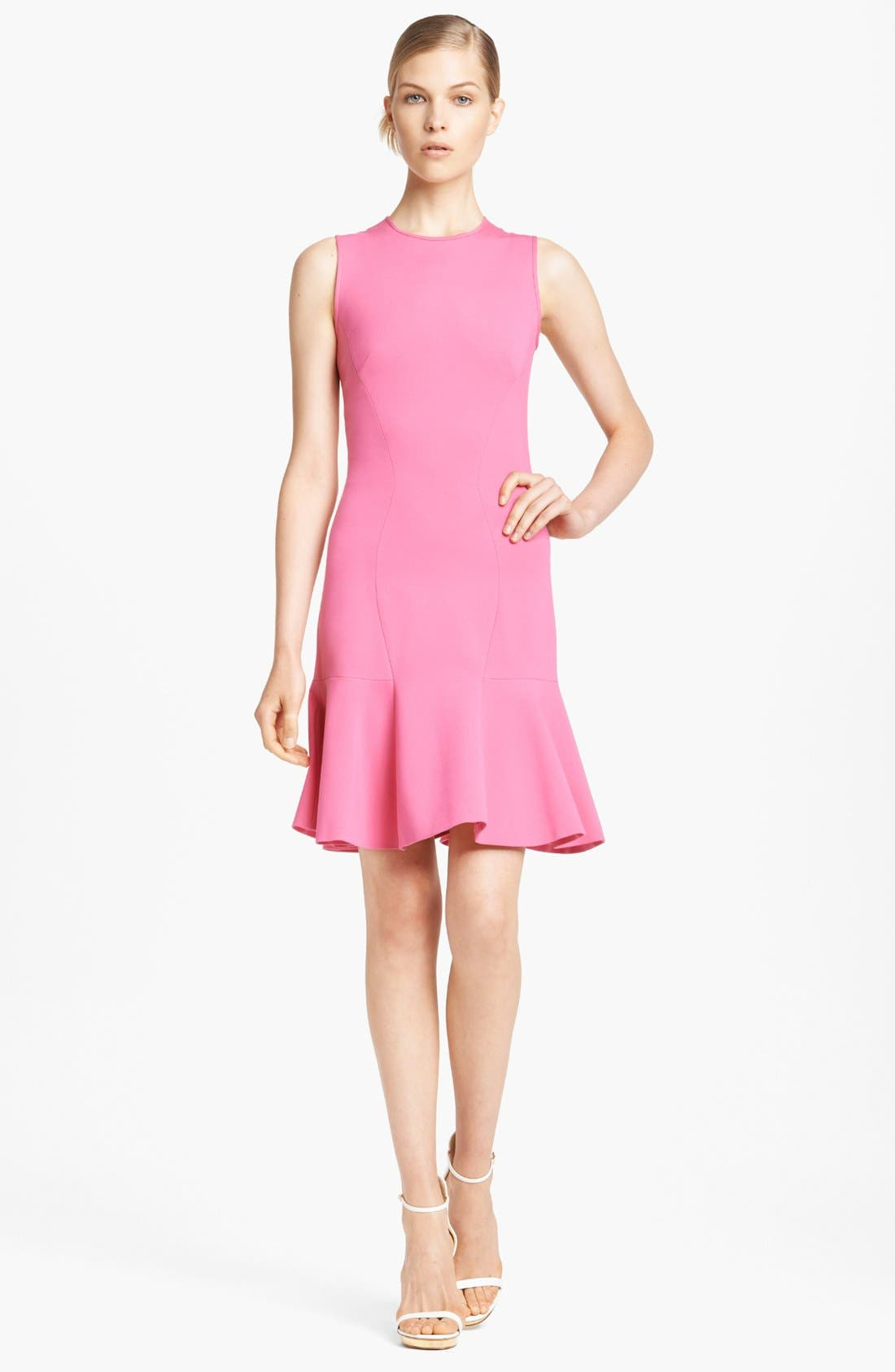 Alternate Image 1 Selected - Michael Kors Ponte Jersey Dress