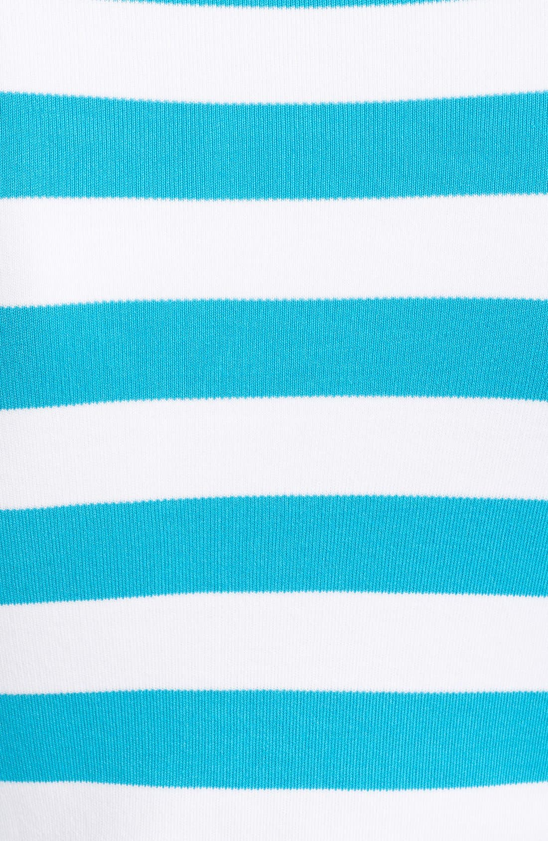 Alternate Image 3  - Michael Kors Stripe Cotton Sweater