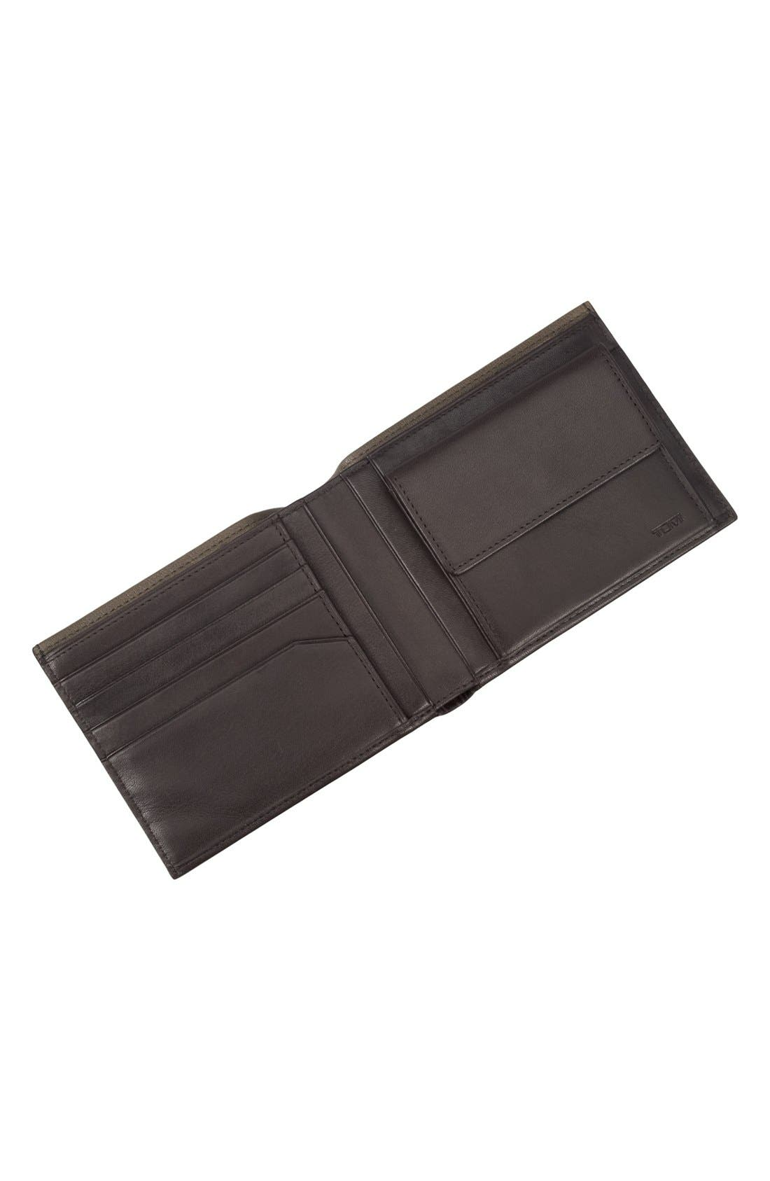Alternate Image 3  - Tumi 'Rivington Global' Leather Coin Wallet