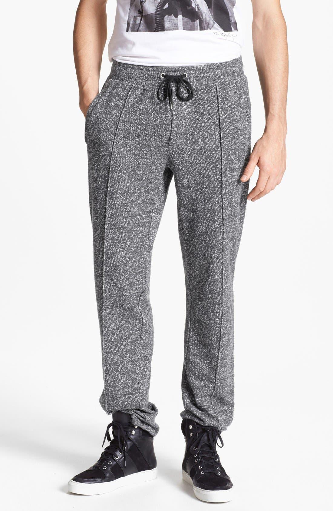 Alternate Image 1 Selected - The Kooples Athletic Sweatpants