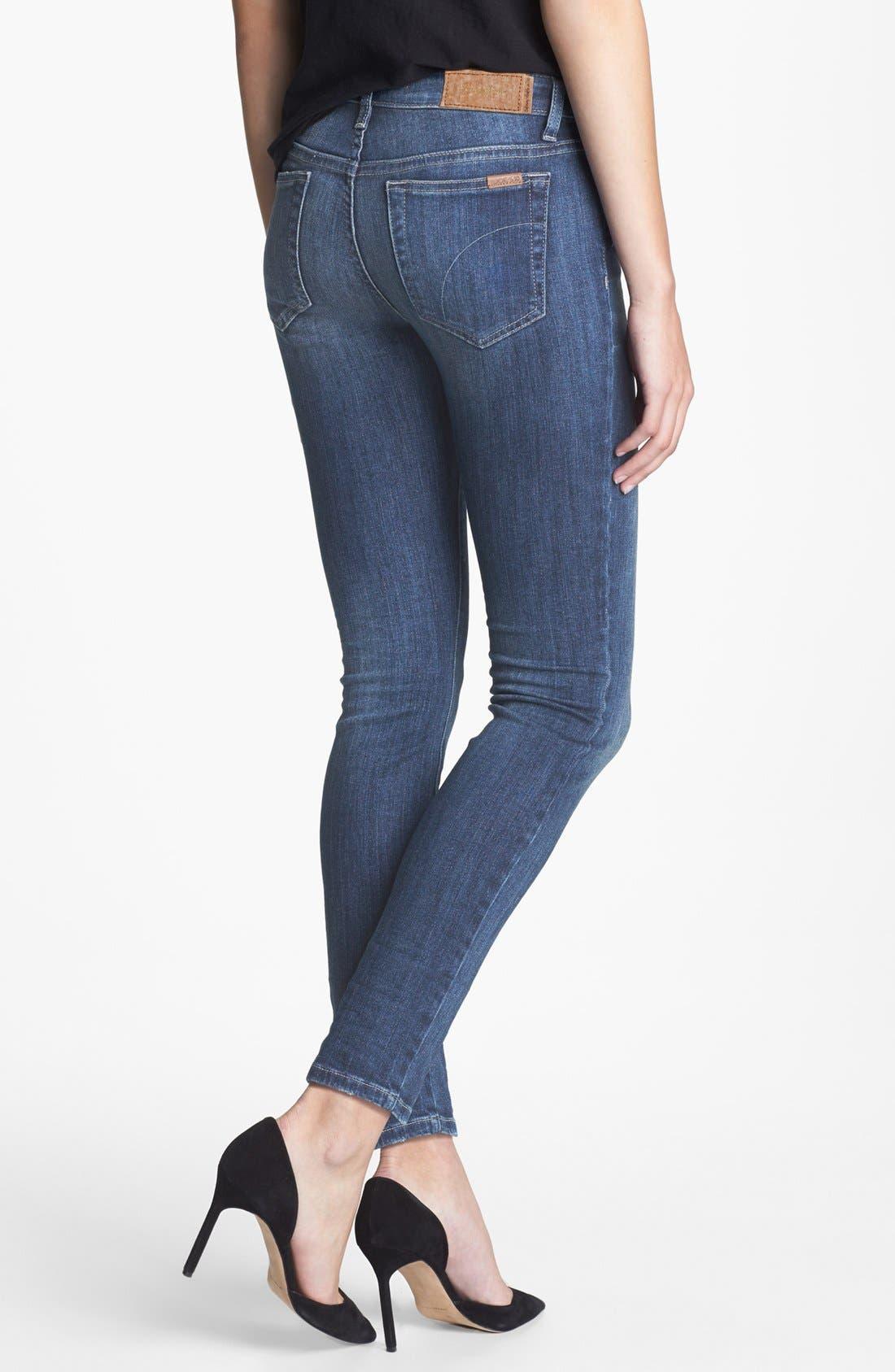 Alternate Image 2  - Joe's Skinny Ankle Jeans (Laurel)