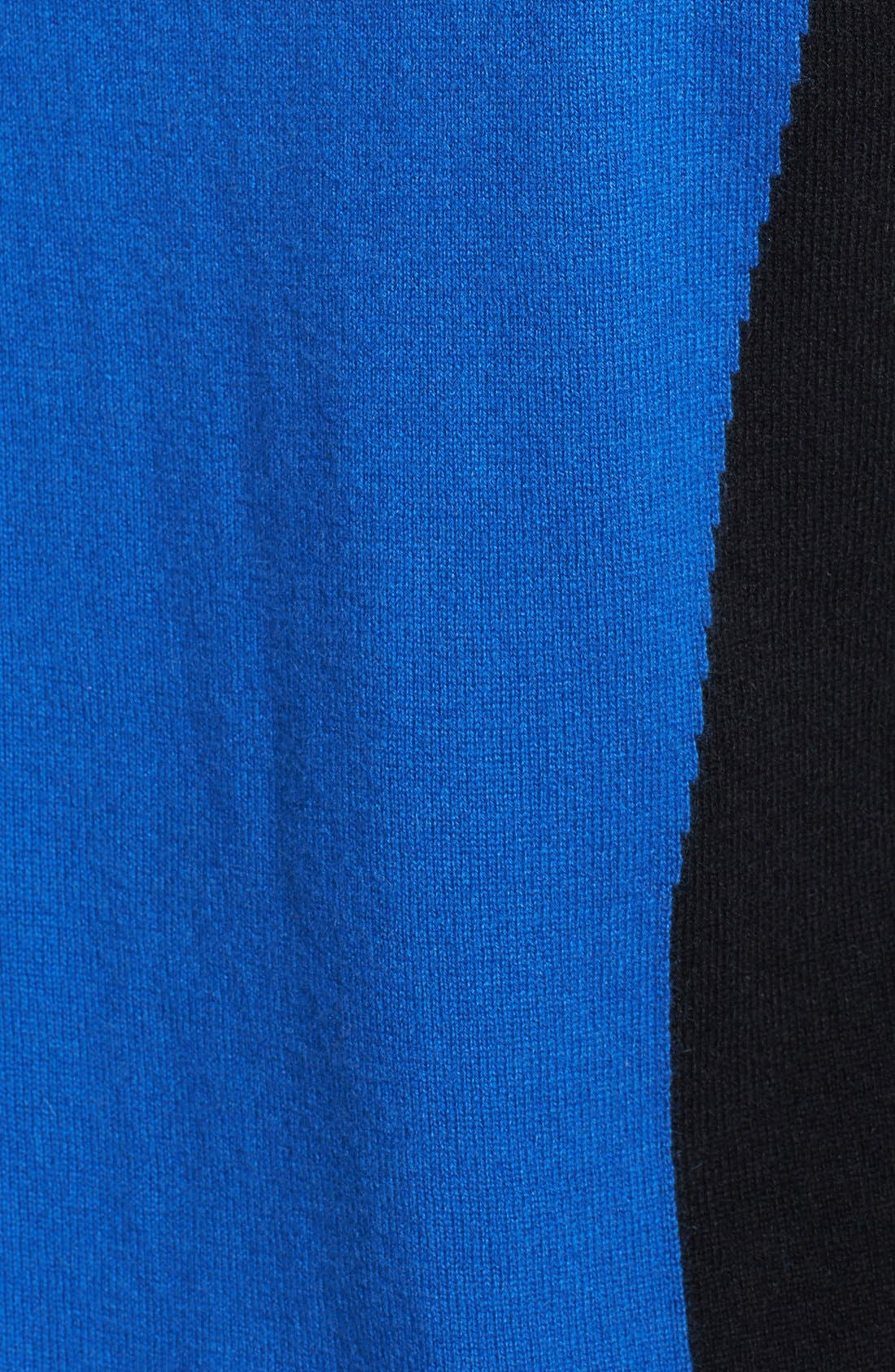Alternate Image 3  - Lauren Hansen Colorblock Cashmere Pullover