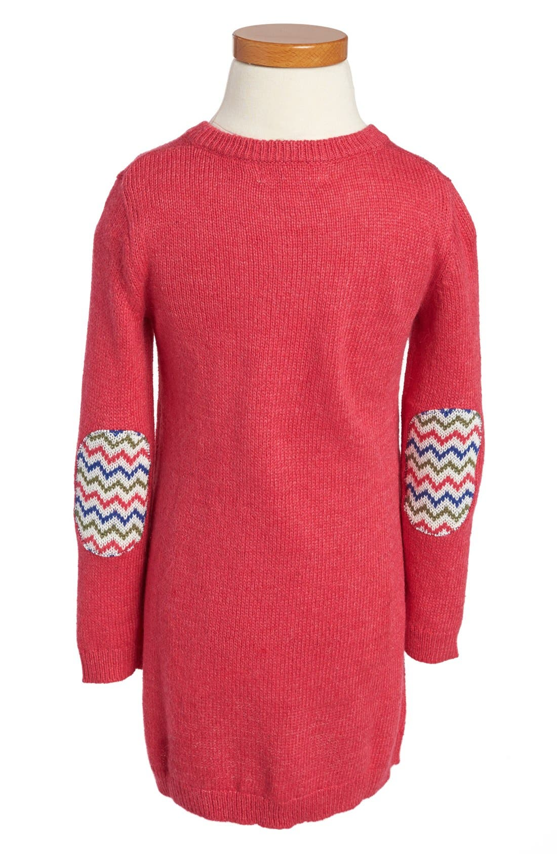 Alternate Image 2  - Tucker + Tate 'Chantel' Intarsia Knit Dress (Toddler Girls)