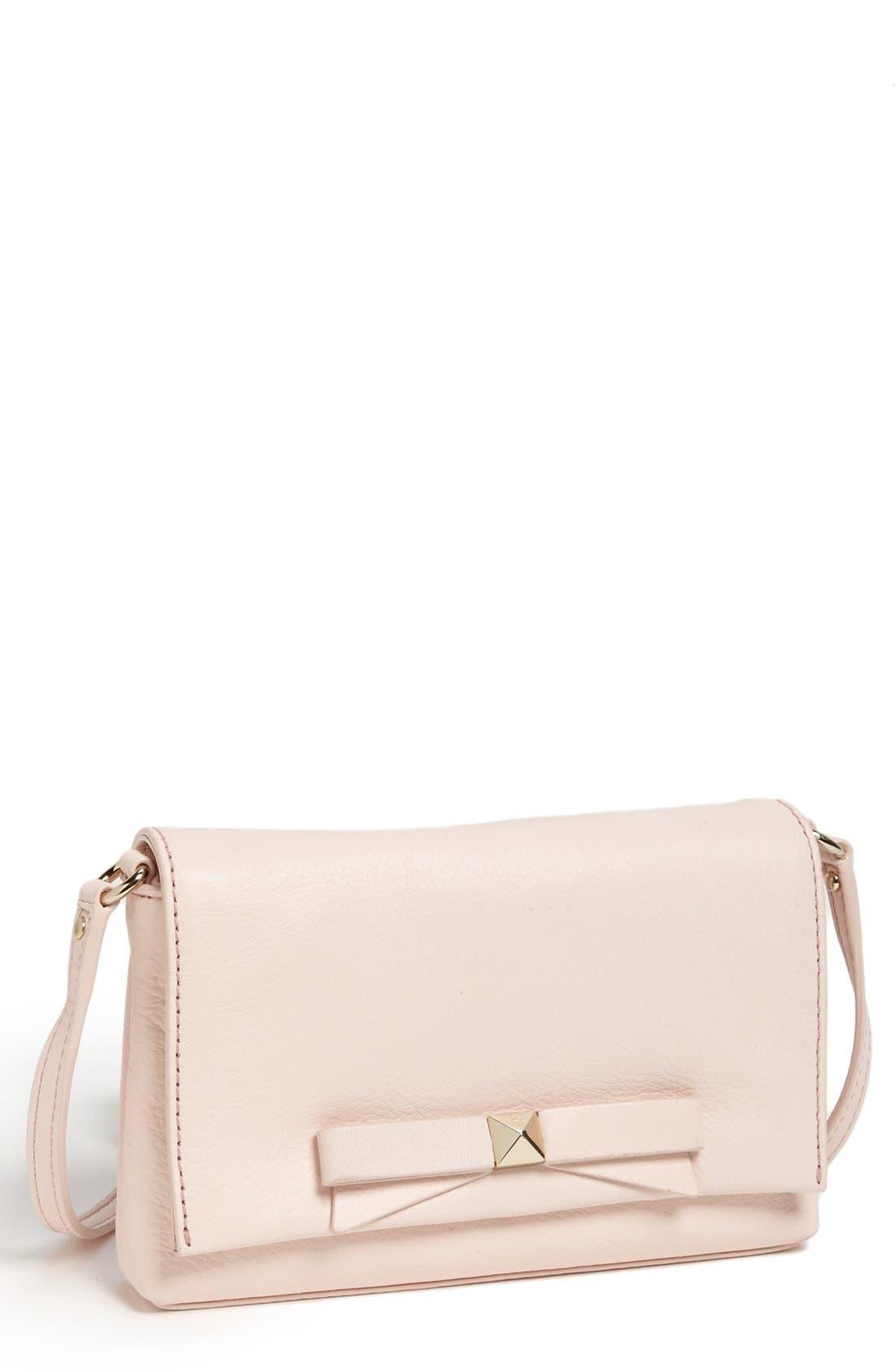 Main Image - kate spade new york 'bright light - carah' crossbody bag