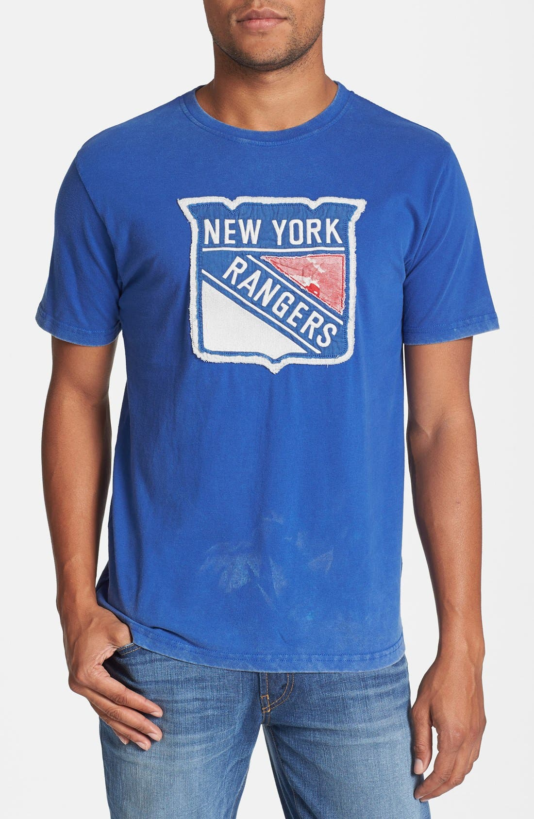RED JACKET 'Deadringer - New York Rangers' T-Shirt