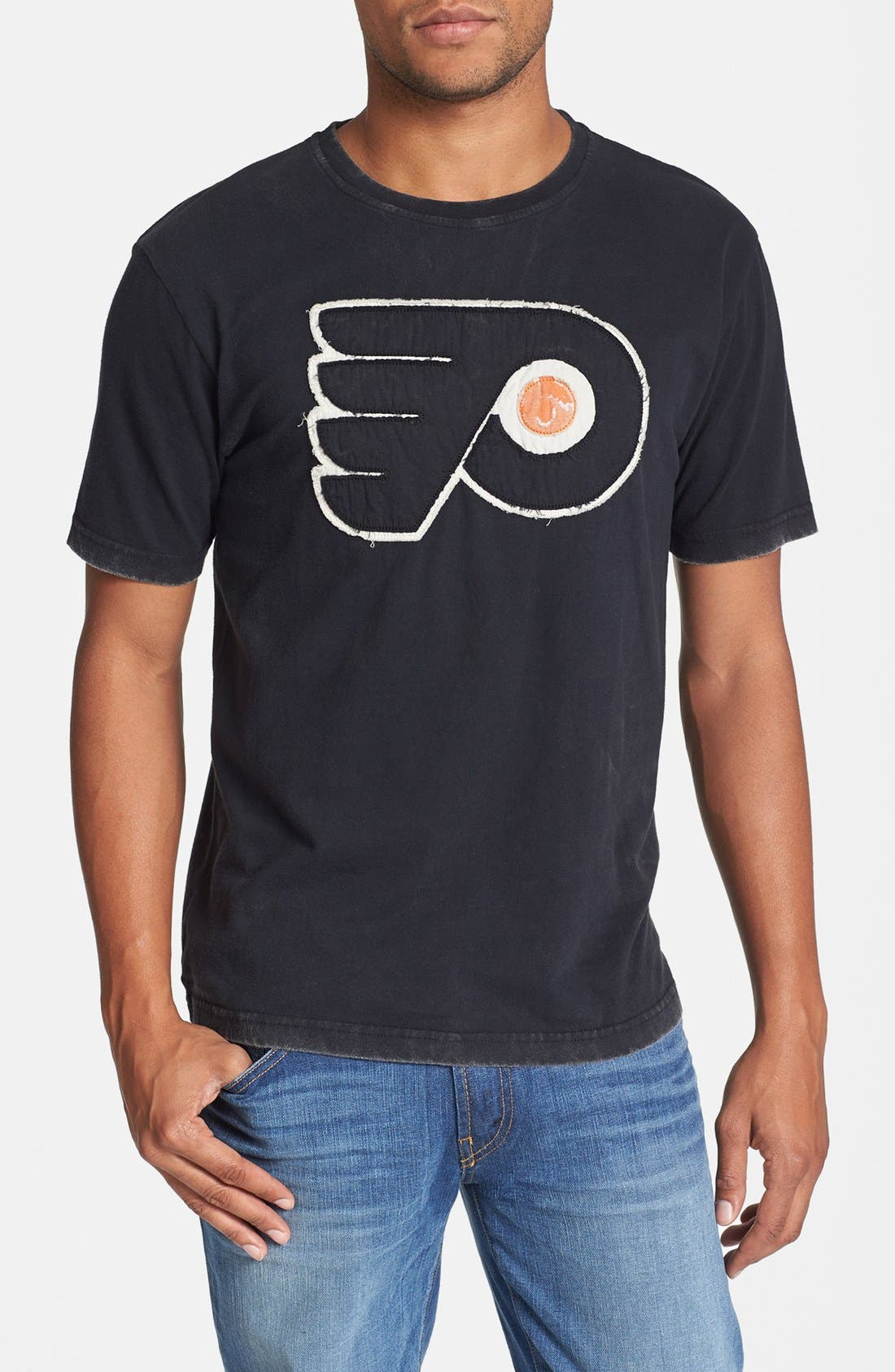 Main Image - Red Jacket 'Deadringer - Philadelphia Flyers' T-Shirt