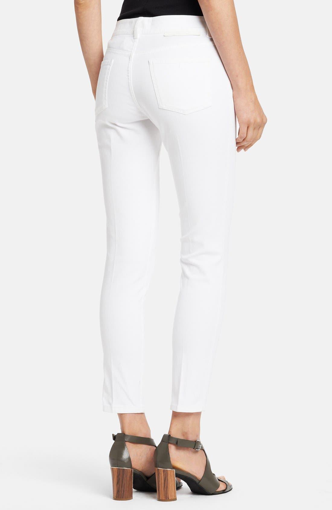 Alternate Image 2  - Stella McCartney 'Simone' Skinny Ankle Grazer Jeans