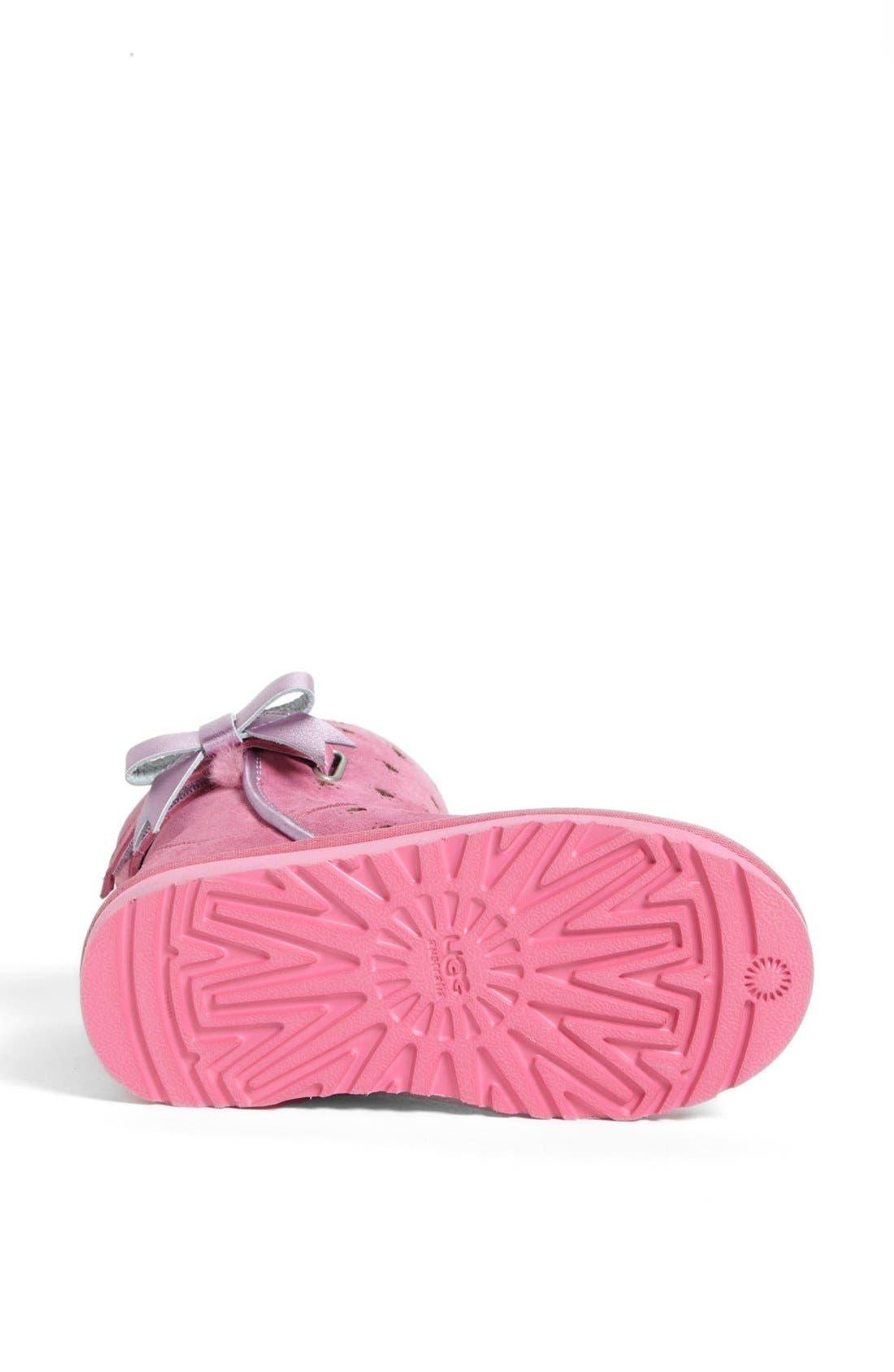 Alternate Image 4  - UGG® Australia 'Joleigh Glitter' Boot (Toddler, Little Kid & Big Kid) (Nordstrom Exclusive)