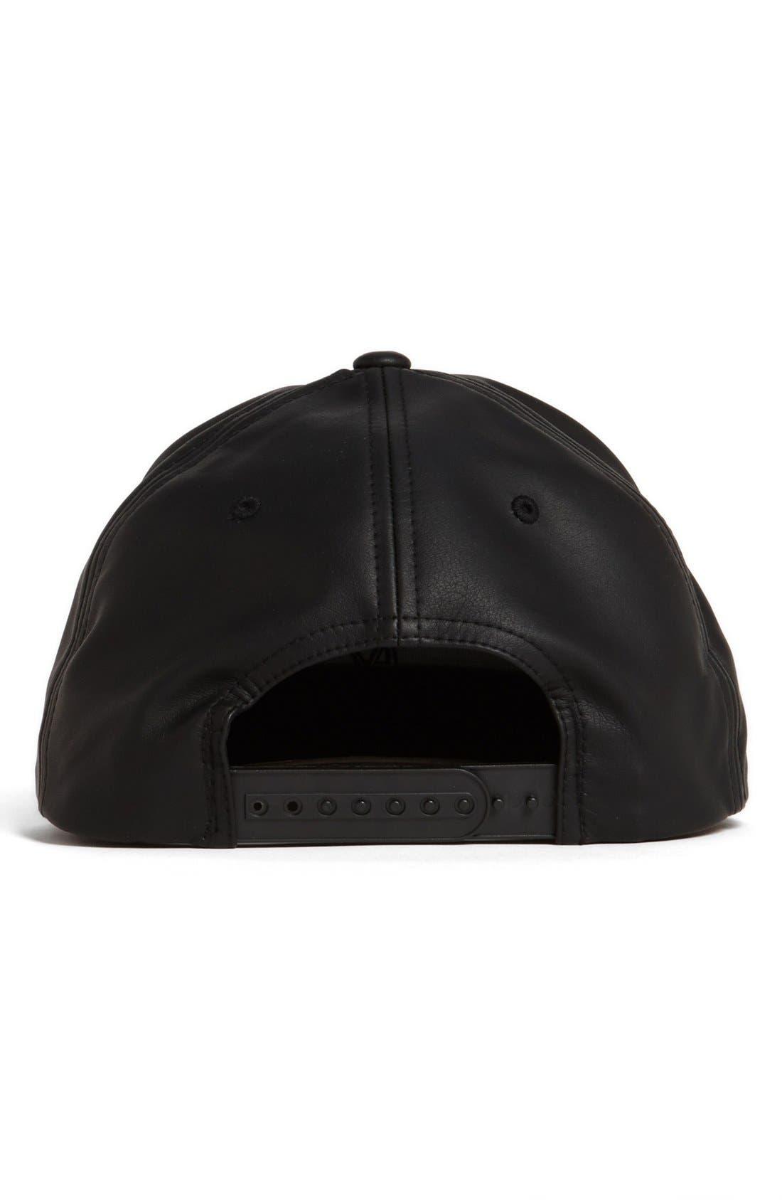Alternate Image 2  - Obey 'Premier' Snapback Baseball Cap
