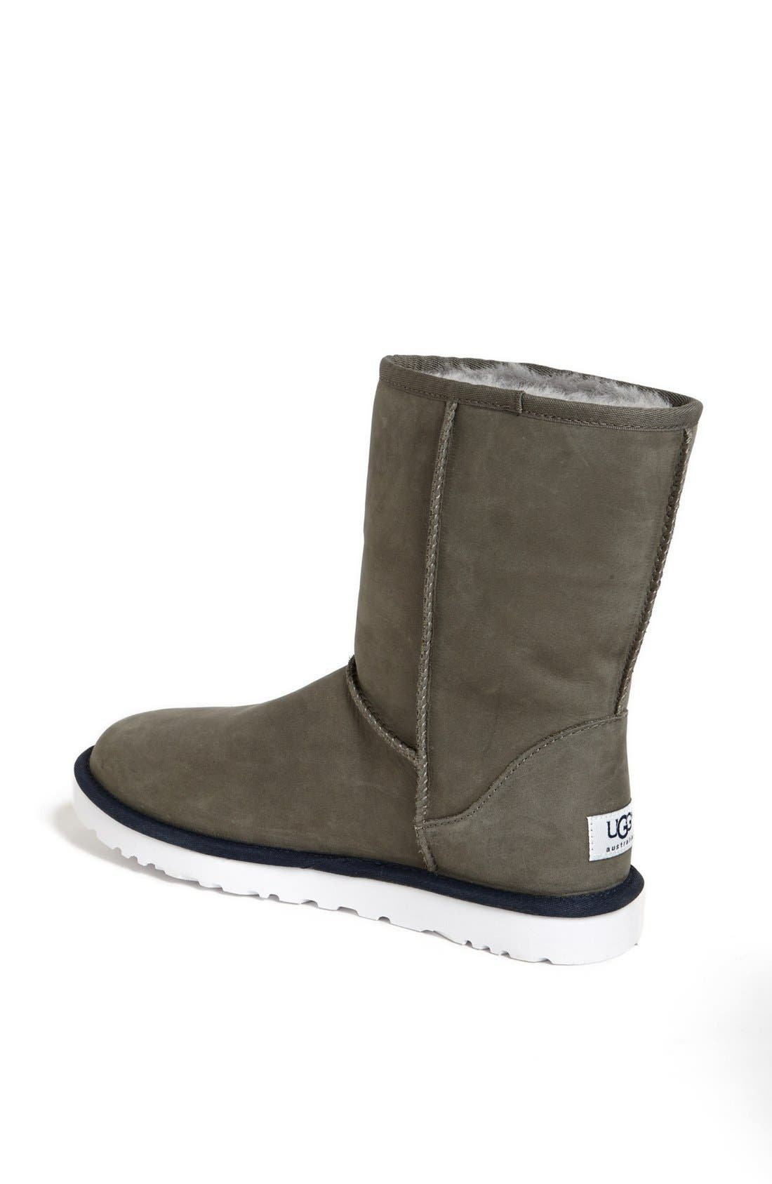 Alternate Image 2  - UGG® Australia 'Classic Short' Boot (Men)