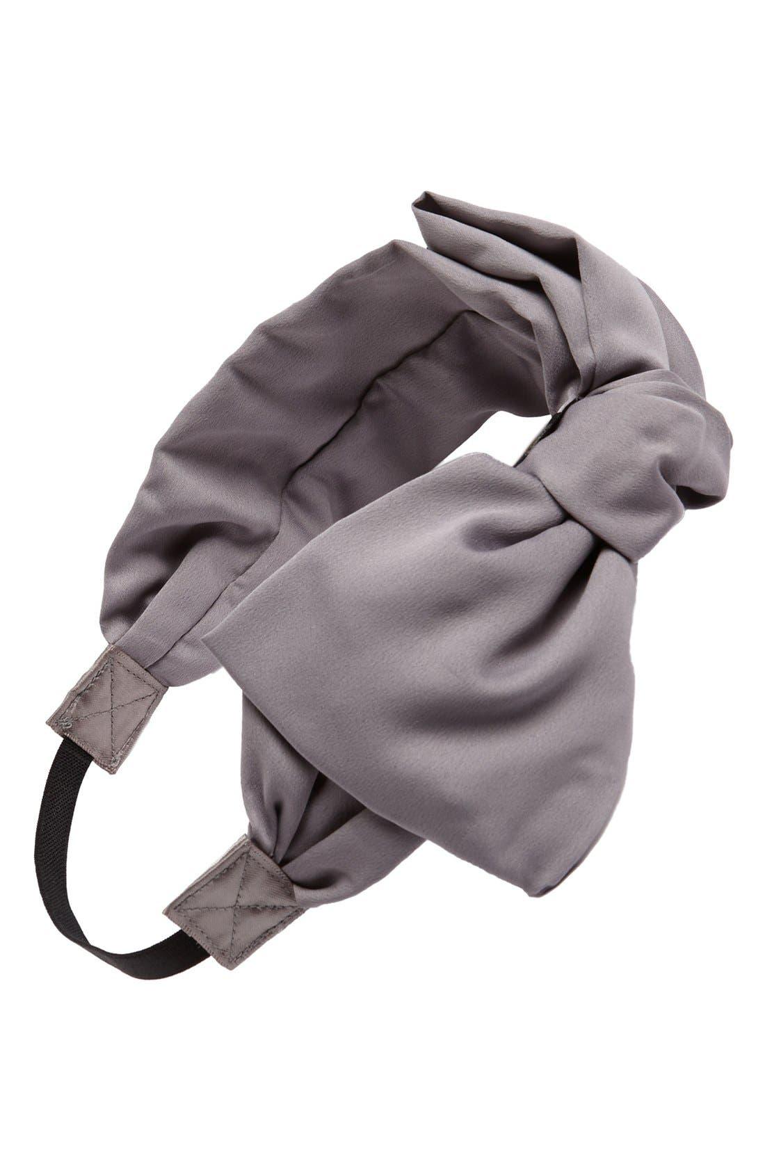 Alternate Image 1 Selected - Tasha 'Boom Boom' Bow Head Wrap